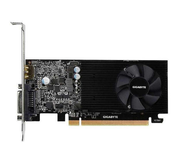 GIGABYTE GeForce GT 1030 Low Profile Graphics Card