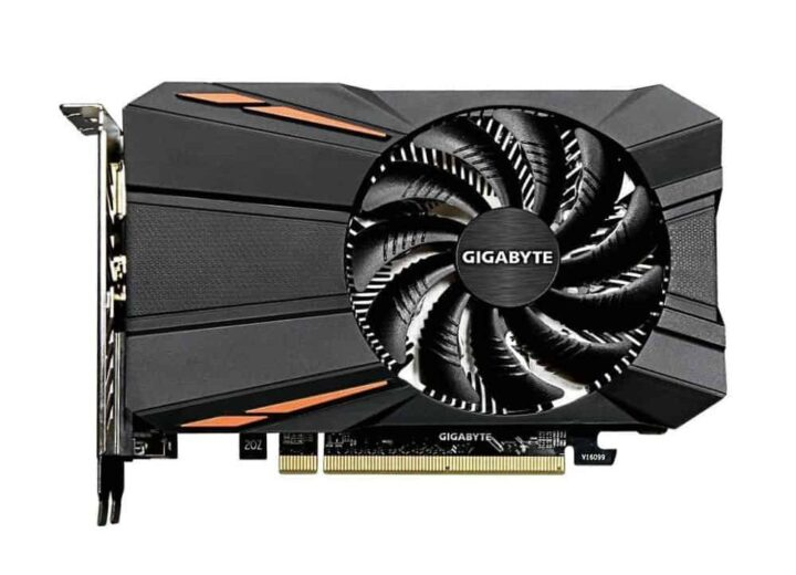 Gigabyte Radeon RX 550 D5 2GB Graphics Card