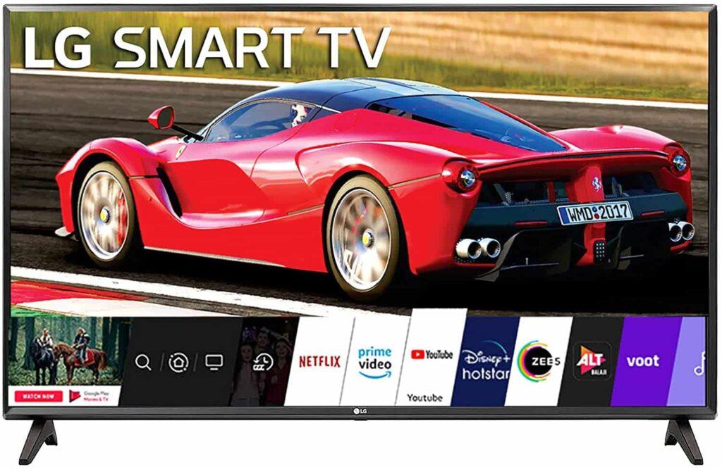 LG 80 cm (32 inches) HD Ready Smart LED TV