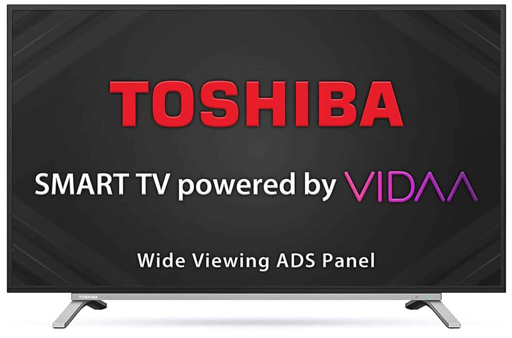TOSHIBA 80 cm (32 inches) Vidaa OS Series LED Smart TV