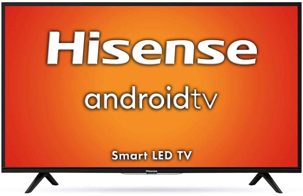Hisense 80 cm (32 inches) HD Ready Smart LED TV